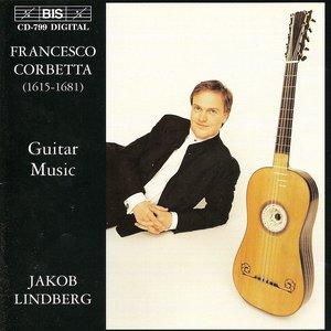 Image for 'Corbetta: Guitar Music'