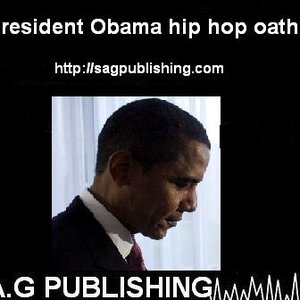 Image for 'President Obama hip hop oath'