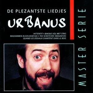 Immagine per 'Master Serie - Urbanus' Plezantste Liedjes'