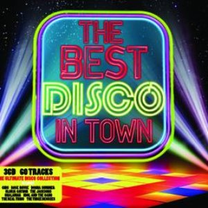 Image for 'The Best Disco In Town'