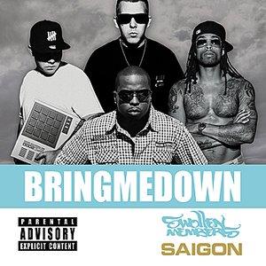 Image for 'Bring Me Down (Swollen Mix) (feat. Saigon) - Single'