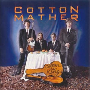 Image for 'Cotton Is King'