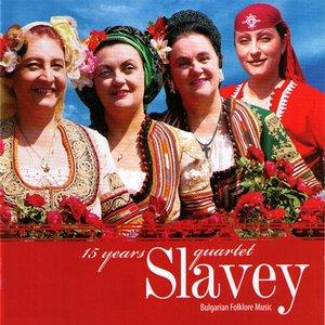 Image for '15 Years Quartet Slavey (Bulgarian Folklore Music)'