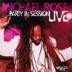 Imagem de 'Party In Session - Live'