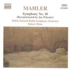 Bild für 'Mahler: Symphony No. 10'