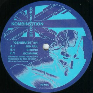 Image for 'Generate EP'