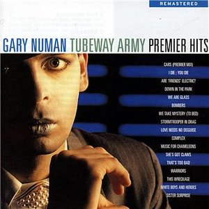 Image for 'Tubeway Army Premier Hits'