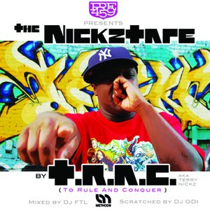 Image for 'The Nickztape'