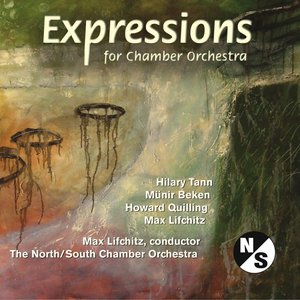Image for 'Expressions for Chamber Orchestra'