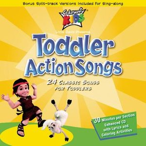 Image for 'Toddler Action Songs'