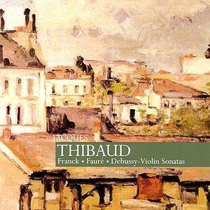 Image for 'Sonata for Violin & Piano No. 1 in A, Op. 13: Scherzo: Allegro vivo'