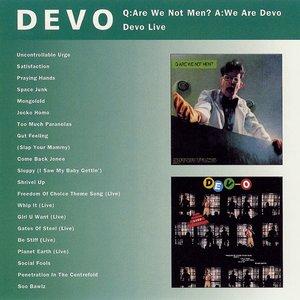 Image for 'Q: Are We Not Men? A: We Are Devo / Devo Live'