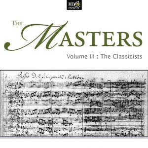 Image for 'The Masters Vol. 3: The Classicists: Beethoven: The Violin In The Classicist Parlor'