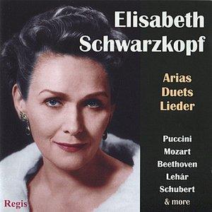 Image for 'Elisabeth Schwarzkopf performs Arias, Duets & Lieder'
