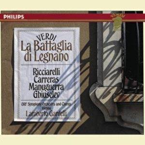 Image for 'Verdi: La Battaglia di Legnano'