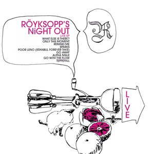 Image for 'Röyksopp's Night Out (Live EP)'