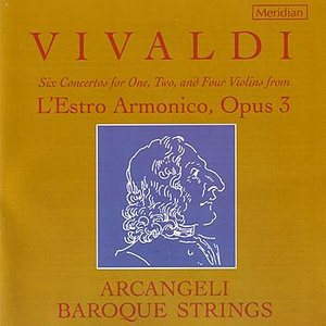 Image for 'Concerto VII In F Major for Four Violins: Adagio'