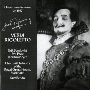 Image for 'Verdi: Rigoletto (1957)'