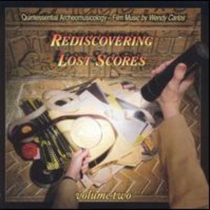 Image for 'Rediscovering Lost Scores, Volume 2'