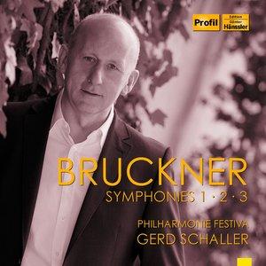 Image for 'Bruckner: Symphonies 1-3'
