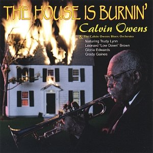 Image for 'The House Is Burnin''
