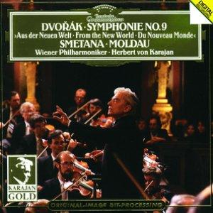 """Image for 'Dvorák: Symphony No.9 """"From the New World"""" / Smetana: The Moldau'"""