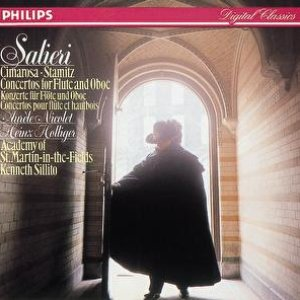 Image for 'Salieri/Stamitz/Cimarosa: Concertos for Flute & Oboe'
