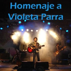 Image pour 'Canciones de Violeta Parra'