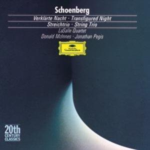 Image for 'Schoenberg: Transfigured Night, Op.4, String Trio, Op.45'