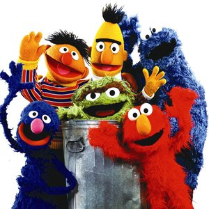 Bild för 'Learn Along With Sesame Brought to You By Sesame Street'