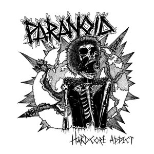 Image for 'Paranoid'
