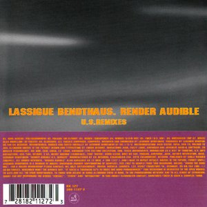 Imagen de 'Render Audible (U.S. remixes)'