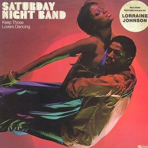Image for 'Saturday Night Band'