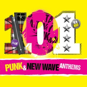 Image for '101 Punk & New Wave Anthems'