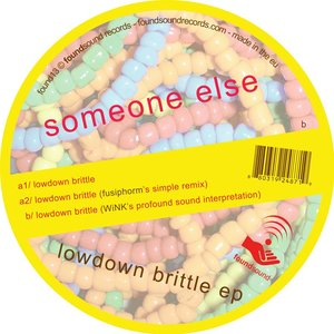 Image for 'Lowdown Brittle EP'