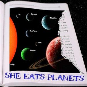 Image pour 'She Eats Planets'