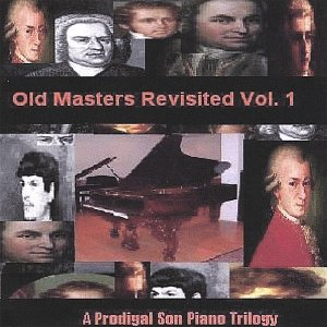 Image pour 'Old Masters Revisited Vol.1'