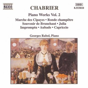 Image for 'Chabrier: Piano Works, Vol. 2'
