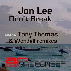 Immagine per 'Don't Break'