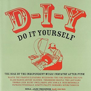 Image for 'D-I-Y – Do It Yourself: The Rise of the Independent Music Industry After Punk'