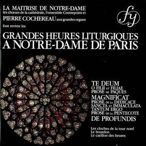 Image for 'Grandes heures liturgiques a Notre-Dame de Paris'