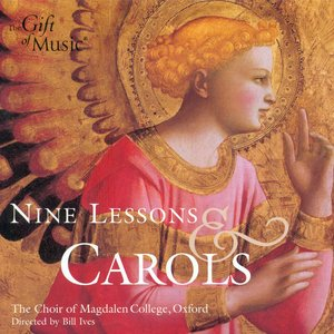 Image for 'Christmas Music (9 Lessons and Carols - Christmas Service From the Chapel of Magdalen College, Oxford)'