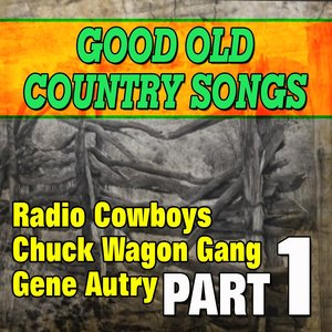 Image for 'Good Old Country Songs, Pt.1'