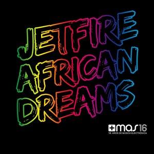 """""""African Dreams""""的封面"""