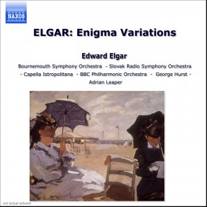 Image for 'ELGAR: Enigma Variations (UK)'