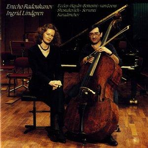 Image for 'Radoukanov, Entcho & Lindgren, Ingrid: Eccles, Haydn, Bottesini, Goens & Shostakovich'