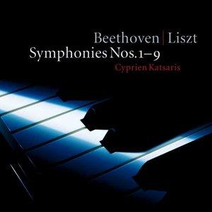 Image for 'Beethoven / Arr Liszt : Symphonies Nos 1 - 9'