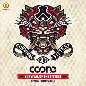Image for 'Survival Of The Fittest (Defqon.1 Anthem 2014)'