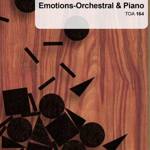 Image for 'Tree of Arts Production Music Library, Emotions (Orchestral and Piano)'