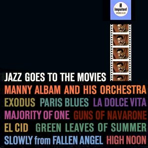 Image for 'Jazz goes to the movies'